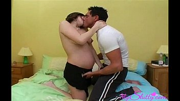 Fucking pregnant hors - Cheating pregnant wife fucks her brother-in-law