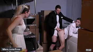 Gay men against nambla - Men.com - cliff jensen, damien kyle - runaway groom - str8 to gay - trailer preview