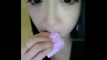 Chinese Cam Girl Pupil Girl - Anal Dildo Show