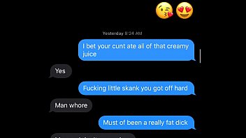 Sexting Wife Says She Wants To Get d. And Cuckold Husband