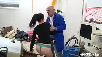 Old woman does young girl hardcore - Mmv films anal the hot german inspector