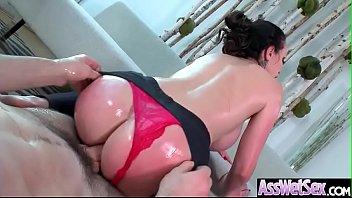 Round Big Ass Girl (Nikki Benz) Enjoy Deep Hardcore Anal Intercorse mov-25