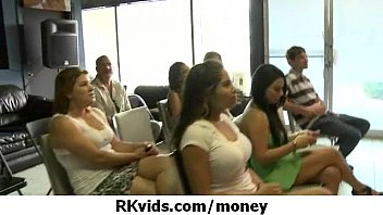 Gorgeous teens getting fucked for money 1