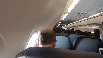 Public Airplane Blowjob Porno indir