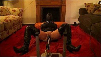 horny slut mask slave