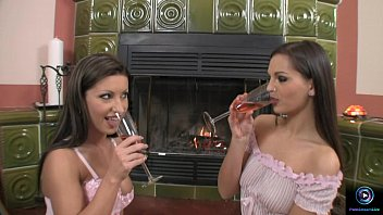 Adult new years eve party tn - Nikki rider and eve angel engage in some hot lesbian sex