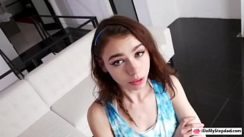 Petite Teen Luc y Cline Rammed By Her Dad By Her Dad