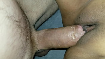Friend's big cock makes me cry out in pain but I enjoyed it a lot