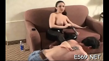 Kinky girls just wish to have lots of fun with sissy guys