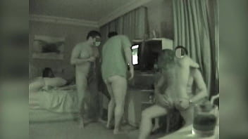 Streaming Video Swingers are filmed secretly during night of group sex and drinking - XLXX.video