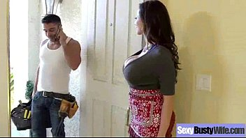 Big boobs hot sex - Hard style sex on tape with big melon tits hot mommy ariella ferrera movie-02