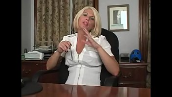 Jerking it to keep my job – Carissa Montgomery – Jerk Off Instructions
