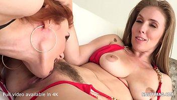 Horny hot chicks tribbing their cunts - Lena Paul, Maitland Ward