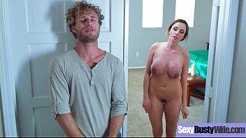 Hardcore Sex Action Scene With Big Round Boobs Slut Milf (Ariella Ferrera) mov-07