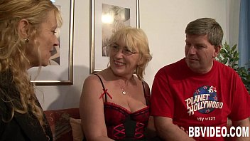 German milfs share cock