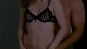 Amy Adams nip slip - 'THE FIGHTER' - upshorts, see-through lingerie