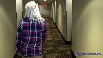 Elsa  - Big Tit Blonde First Porn