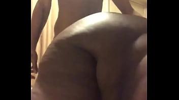 Rochester thug cock Backshots my big booty bitch pt.2