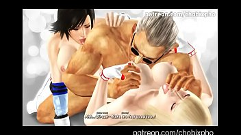Tekken Asuka and Lili Threesome (Preview) thumbnail