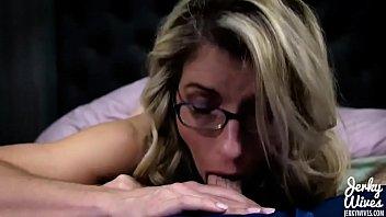 Stepmom comforting stepson - Cory Chase thumbnail