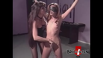 BRUCE SEVEN - Alex , Johnni And Mistress Alexis In The Dungeon