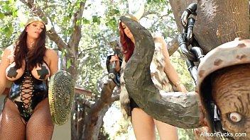 Naked vikings cheerleaders Alison tyler viking lesbians