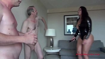 Nyssa nevers laughing orgasm Ballbusting: last man standing