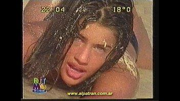 YAMILA DIAZ RAHI wet at 18