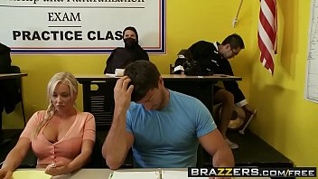 Brazzers - Big Tits at School - Jordan Pryce and Ramon - Fucking To America porno izle