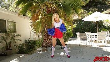 Courtney Shea Creampied Cheerleader