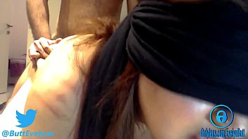 Blindfolded Wife Has NO idea BUT She is Fucked By Stranger ! صورة