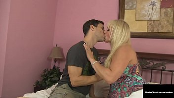 Big Boobed Milf Charlee Chase Bangs Husband With Cougar Alexis Golden!