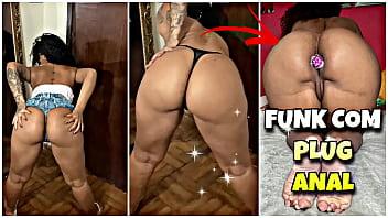 Sexy Latina twerk tease Dance – Teasing Queen Big ass Booty Big boobs –  GOSTOSA Dancando e Rebolando PLUG ANAL Sexy Reggaeton