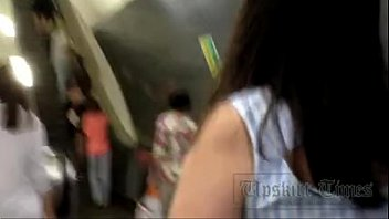 F. Upskirt In The Subway