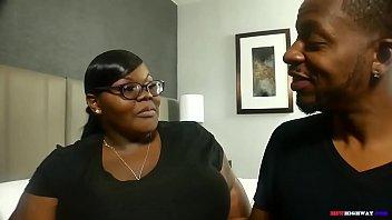 Bubble butt ebony mom taking BBC from neighbor Don Prince 2 min