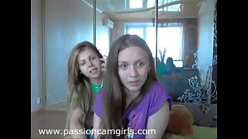 two russian lesbians on webcam www.passioncamgirls.com