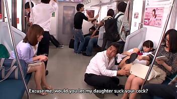 Molestie sessuali su autobus giapponesi