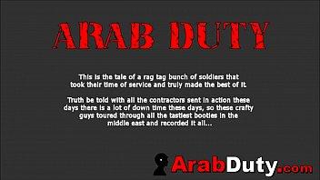 Arab Whore Sucks & Fucks Soldiers 3 min