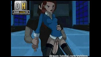Ben 10 xlr8 s cock Ben 10 porn - gwen saves kevin with a blowjob