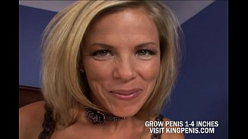 Kayla Synz - Hot MILF Screwed In Her Ass