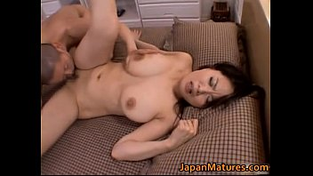 Miki Sato And Young Boy - Sucking (Part 6 Of 9)