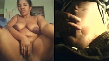 Beautiful Aunty got wild on camera after seeing her friends big penis part 3