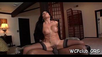 Black shlong in white anal Vorschaubild