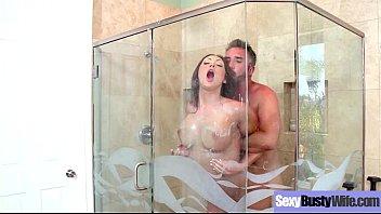 Sexy Big Tits Mommy (Yasmin Scott) Enjoying Hard Style Sex Action vid-30 pornhub video