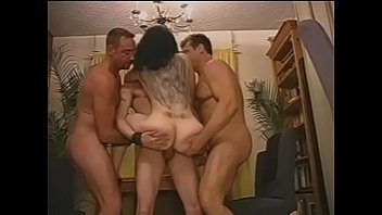 Bisex mmmf Randy studs enjoy sucking cock and fucking ass and pussy in mmmf foursome and bust cum