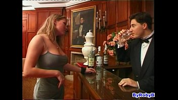 The whore and the bartender ...