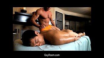 Gay Room Gentle Cock Massage