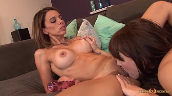 Phoenix lesbian bar Pretty babes eva and hannah eating shaved pussy