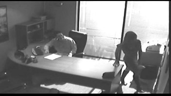 The office shoeplay sex video - Office tryst gets caught on cctv and leaked