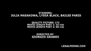 "Two Trans Girls DAP'ed Lidya Black #1 Balls Deep Anal, Pee d. and Swallow BTG021 <span class=""duration"">66 sec</span>"